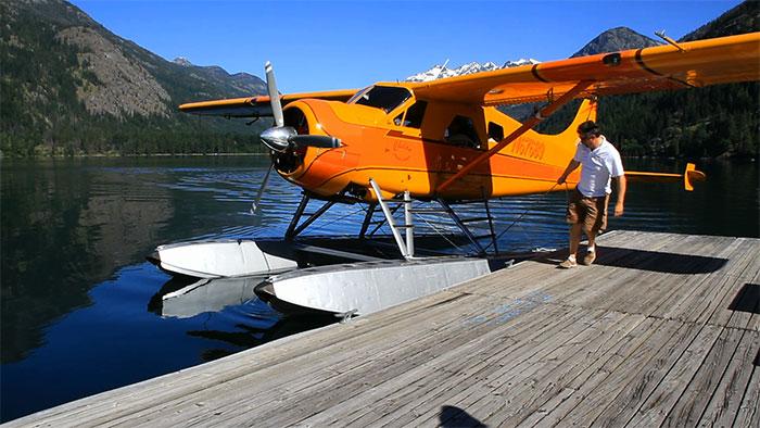 Image result for stehekin seaplane